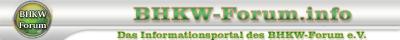 BHKW-Infothek: Das BHKW Informationsportal des BHKW-Forum e.V.
